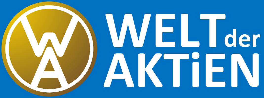 Welt der Aktien Logo